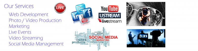 CitywideTV Services - photo / video production, web design, marketing, and more!