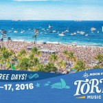 Tortuga 2016 – Fort Lauderdale's biggest beach music festival!